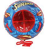 "WB ""Супермен"", тюбинг - надувные сани"
