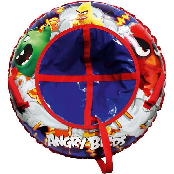 Angry Birds, тюбинг - надувные сани