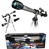 Детский переносной телескоп с алюминиевой треногой., EASTCOLIGHT