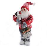Дед Мороз Большой в Красной Шубе, с Мишкой