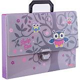 Портфель пластиковый Lucky Owl