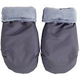 Муфта-рукавички для маминых рук Mammie, серый