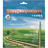 LYRA GRADUATE PERMANENT  24 цв.