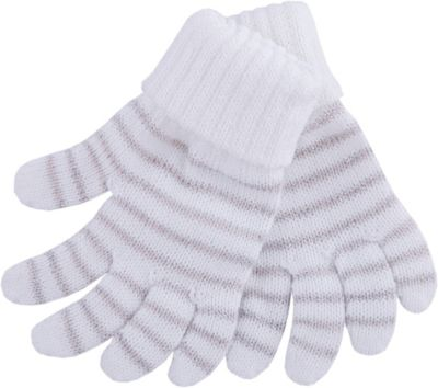 Перчатки Wojcik для девочки - бежевый