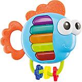 """Развивающая игрушка-погремушка Happy Baby """"Piano Fish"""""""