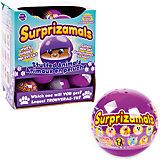 Мягкая игрушка Surprizamals в капсуле, серия 1 (в ассортименте)
