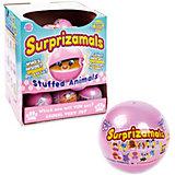 Мягкая игрушка Surprizamals в капсуле (серия 2) в ассортименте
