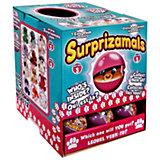 Мягкая игрушка Surprizamals в капсуле, серия 3