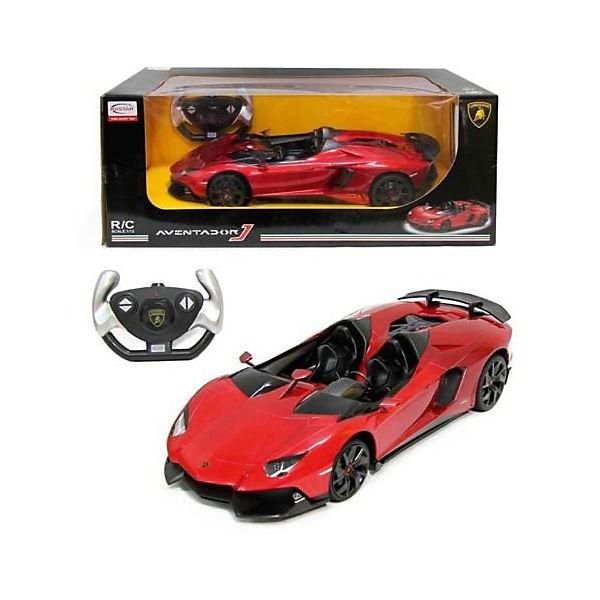 """Радиоуправляемая машинка Rastar """"Lamborghini Aventador J"""", 1:12"""