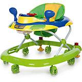Ходунки Baby Care Prix, зеленый