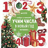 НГ, Найди и покажи. Учим числа в Новый год/Сотникова А.