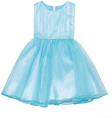 Нарядное платье Vitacci для девочки - голубой