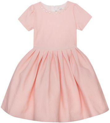 Нарядное платье Vitacci для девочки - розовый