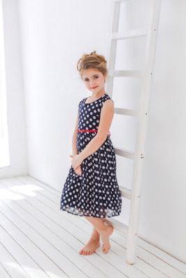 Платье нарядное Unona D'art для девочки - белый