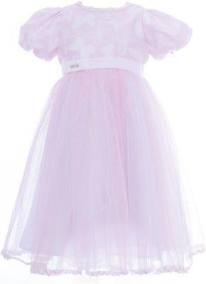 Платье нарядное Unona D'art для девочки - розовый
