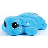 """Мягкая игрушка-ночник Мульти-Пульти """"Черепаха"""" 30 см, голубая"""