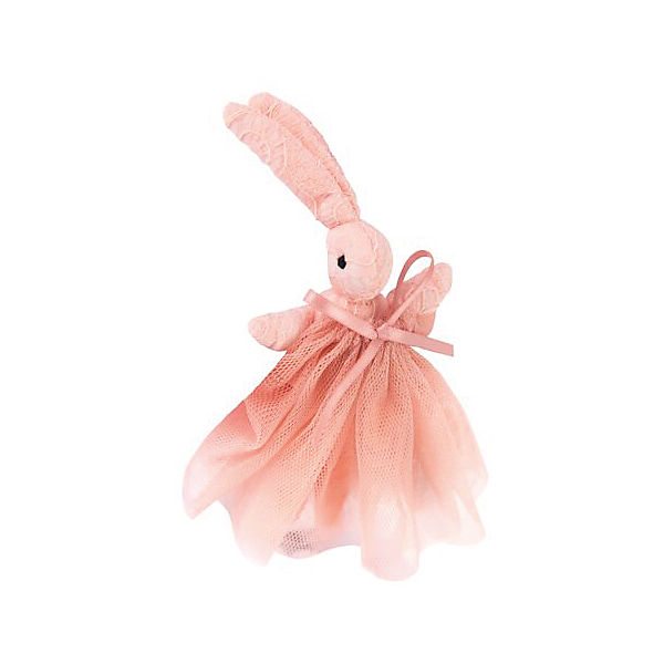 Мягкая игрушка Budi Basa Кошка Ли-Ли Baby с зайкой, 20 см