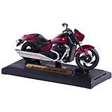 "Коллекционный мотоцикл Autotime ""Suzuki Boulevard M90"" 1:18"
