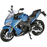 "Коллекционный мотоцикл Autotime ""Suzuki GSX-S1000F ABS"" 1:18"