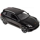 """Радиоуправляемая машина Rastar """"Porsche Cayenne Turbo"""" 1:14, черная"""