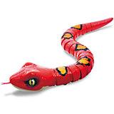 """Интерактивная игрушка Zuru """"Робо-змея"""", красная (движение)"""