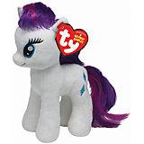"""Мягкая игрушка Ty Inc """"My Little Pony"""" Пони Рарити, 25 см"""
