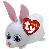 """Мягкая игрушка Ty Inc """"Тайная жизнь домашних животных"""" Кролик Снежок, 11 см"""
