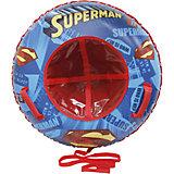 """Тюбинг 1Toy """"Супермен"""", 100 см"""