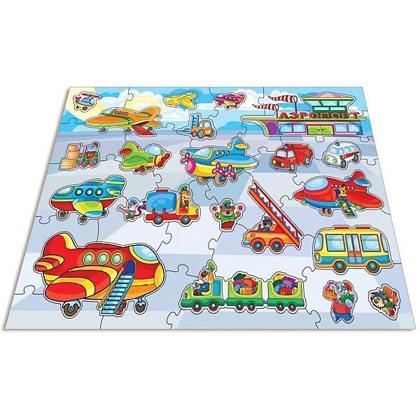 Мозаика для малышей.В аэропорту