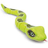 """Интерактивная игрушка Zuru """"Робо-змея"""", зеленая (движение)"""