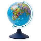 Глобус Земли политический 210мм