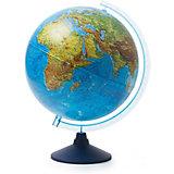 Глобус Земли физический 320мм