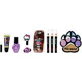 Monster High Игровой набор детской декоративной косметики Clawdeen