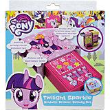 My Little Pony Игровой набор детской декоративной косметики для губ и ногтей