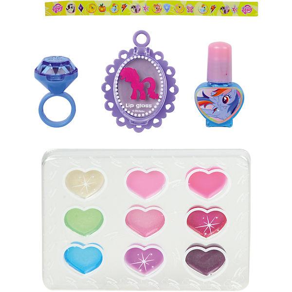 My Little Pony Игровой набор детской декоративной косметики для лица и ногтей