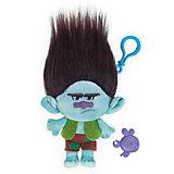 """Мягкая игрушка-брелок Zuru """"Тролли"""" Цветан, 20 см"""