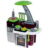 """Игровой набор Полесье """"Кухня Laura"""" с варочной панелью, в коробке"""