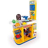 """Игровой набор Palau Toys """"Супермаркет"""" + 12 аксессуаров, 82 см"""
