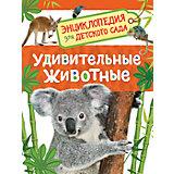 Удивительные животные. Энциклопедия  для детского сада