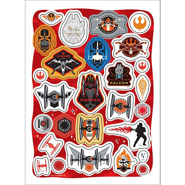 Звездные Войны. 100 наклеек (штурмовик)