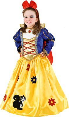 """Карнавальный костюм Veneziano """"Спящая красавица"""" для девочки - разноцветный"""