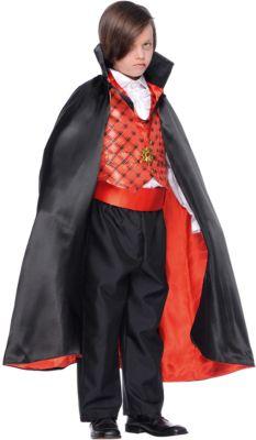 """Карнавальный костюм Veneziano """"Граф Дракула"""" для мальчика - разноцветный"""