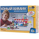 """Набор для опытов Step Puzzle Домашняя лаборатория """"Юный химик"""""""