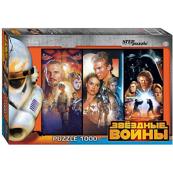 "Пазл Step Puzzle ""Звездные войны"", 1000 элементов"
