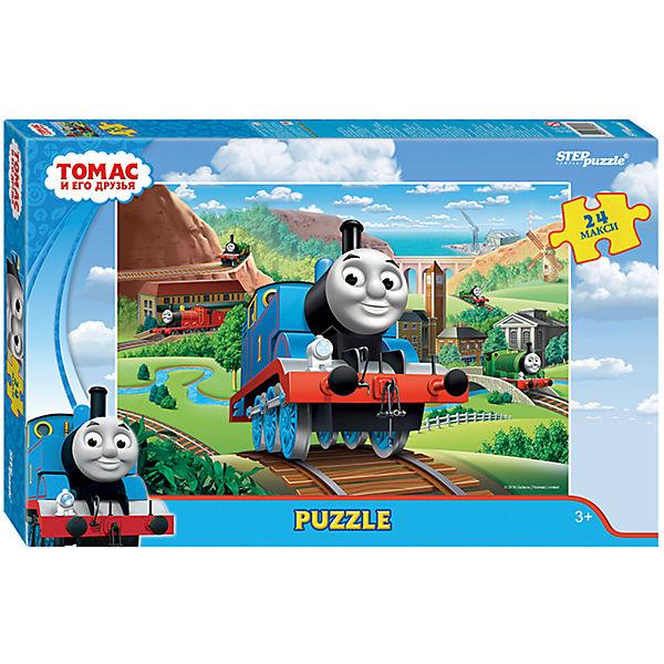 "Пазл Maxi Step Puzzle ""Томас и его друзья"", 24 элемента"