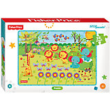 """Пазл Maxi Step Puzzle """"Fisher Price"""", 35 элементов"""