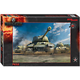 """Пазл Step Puzzle """"World of Tanks"""", 560 элементов"""