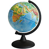 Глобус Земли физический рельефный