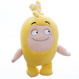 Мягкая игрушка Oddbods Баблз, 12 см