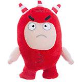 Мягкая игрушка Oddbods Фьюз, 12 см